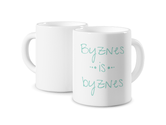 Szablon Byznes is byznes