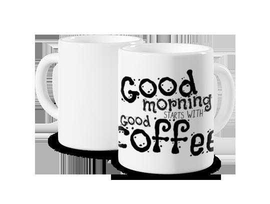 Szablon Coffee Lover 1