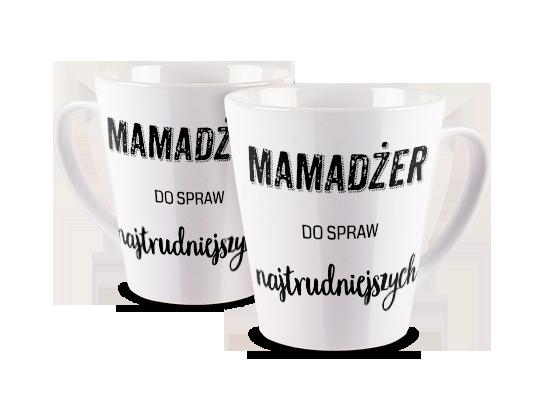 Szablon Mamadżer