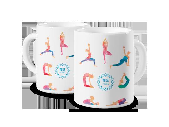 Szablon Yoga