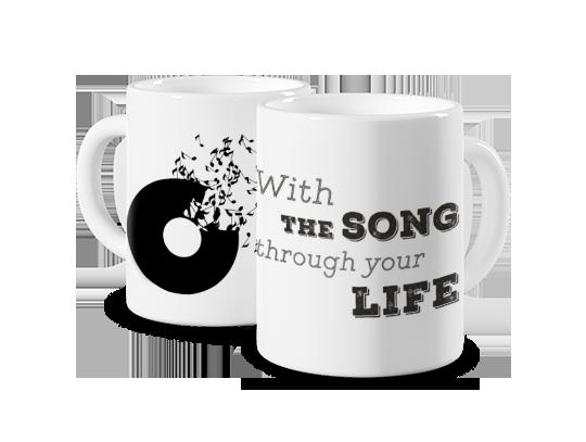 Szablon Żyj muzyką