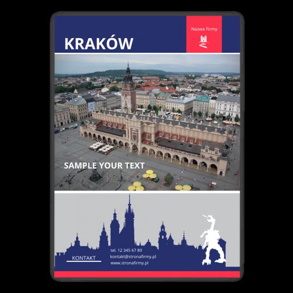 Szablon Kraków