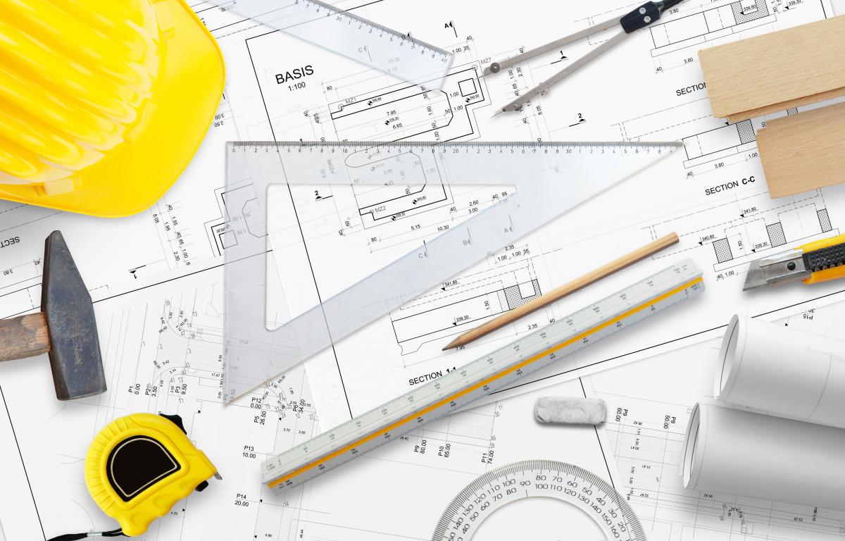 Wizytówki dla firm budowlanych
