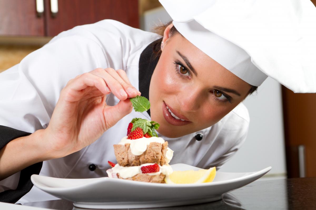 Wizytówki dla branży gastronomicznej