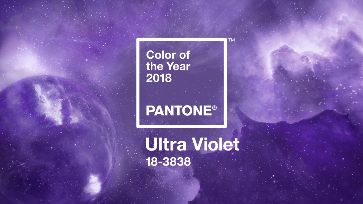 Kolor Ultra Violet 18-3838